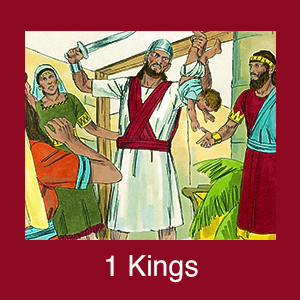 Book of 1st Kings
