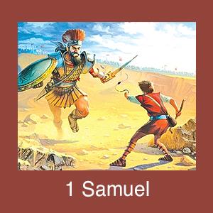 Book of 1st Samuel